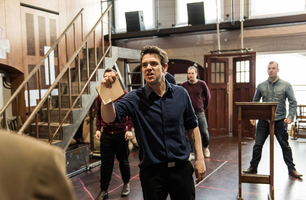 The Hook (Rehearsals)