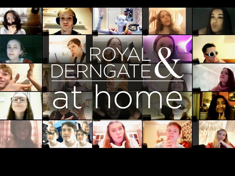 Royal & Derngate at home