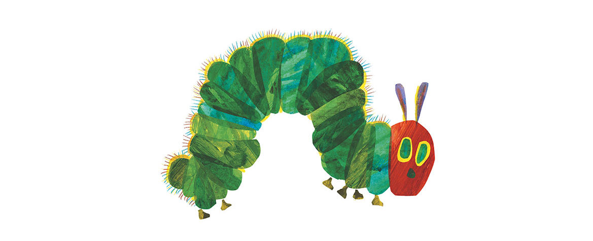 Very Hungry Caterpillar on Hungry Caterpillar Questions