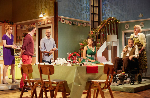 Rules For Living production photos