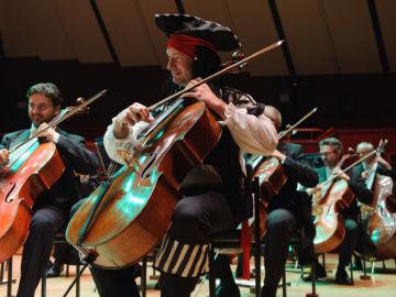 Royal Philharmonic Orchestra 'Noisy Kids' family concert at The Hexagon, Reading.  23.5.15  ©Richard Eaton 07778 395888