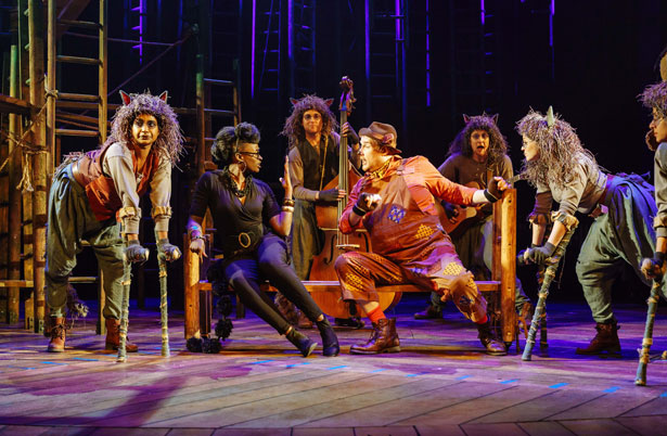 The Jungle Book production photos