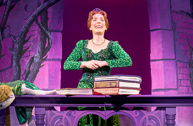 Shrek production photos