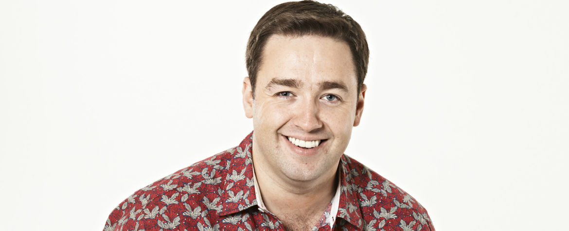 Jason Manford WIP Venue Image 2017