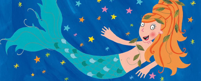 Singing-Mermaid