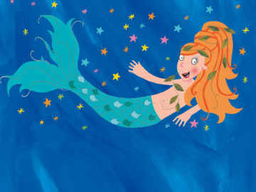 Singing-Mermaid