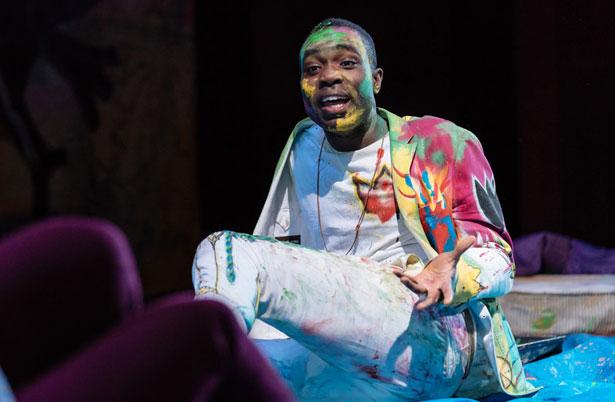 Hamlet production photos