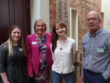 Frances-Holloway,-Kay-Roberts-and-Clare-Slater-with-chair-Steve-Edmonds