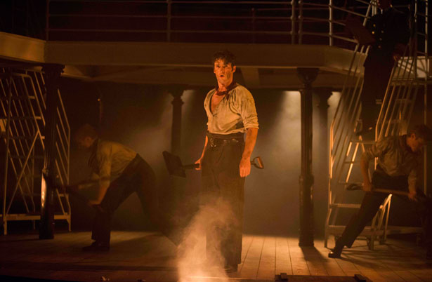 Titanic The Musical production photos