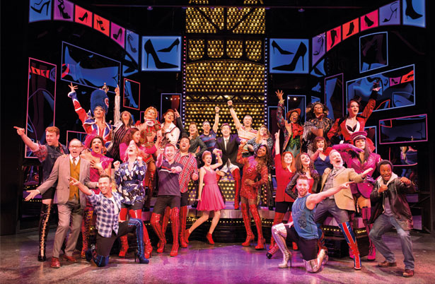 Kinky Boots production photo