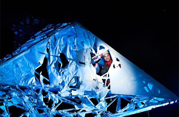 Touching The Void Production Photos