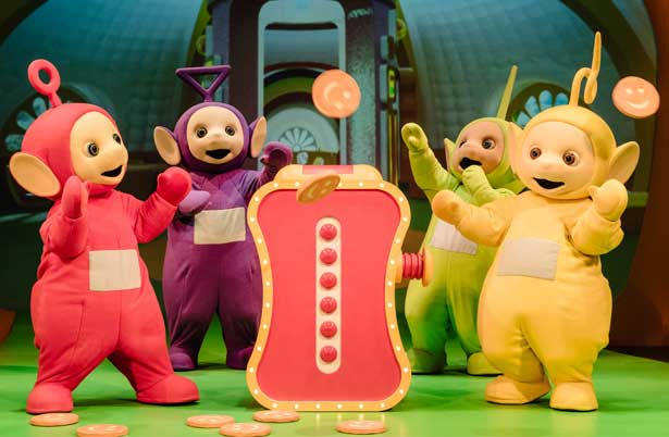 Teletubbies production