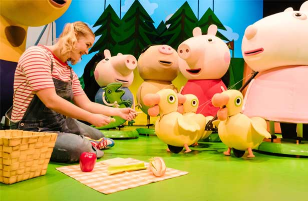 Peppa Pig production
