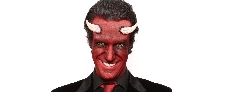 Marcus Brigstocke - Devil May Care Tour Image