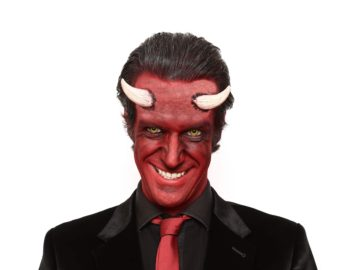 Marcus Brigstocke - Devil May Care Tour Image