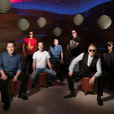 UB40 - For The Many (Seated)