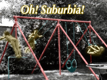 Oh! Suburbia! swingset promo image