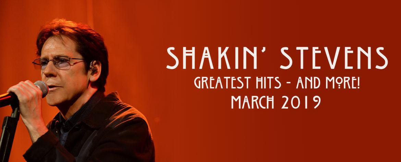 2019 Shakin-Stevens