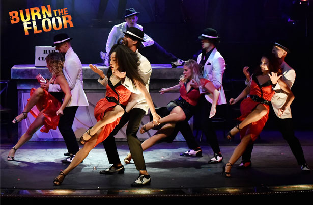 Burn The Floor images