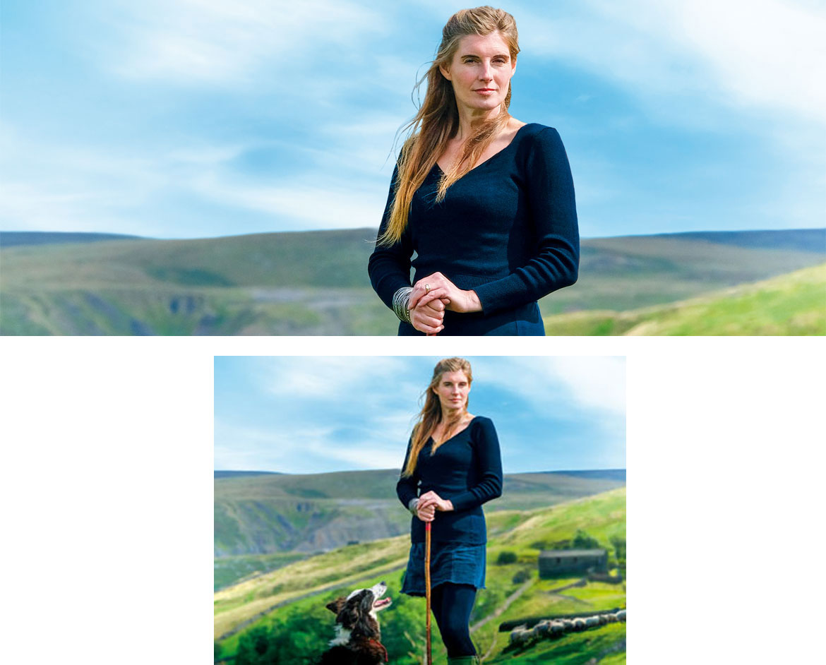 Adventures Of The Yorkshire Shepherdess An Evening With