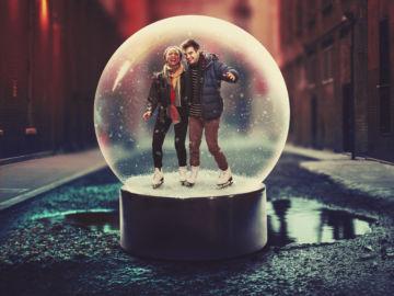Snow globe no tt