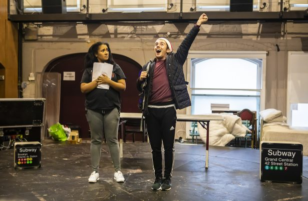 Rehearsal Photos - Pamela Raith