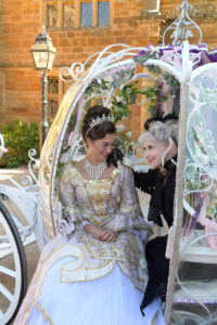 Cinderella launch 86_Charlotte Haines_Anita Dobson_photo by John Roan