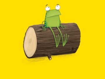 Oi Frog - ripped online - NEEDS SWAPPING WHEN OFFICIAL ARTWORK ARRIVES