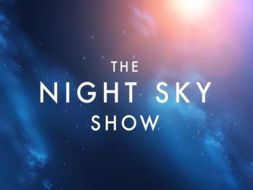 Night Sky Show Hi Res Landscape