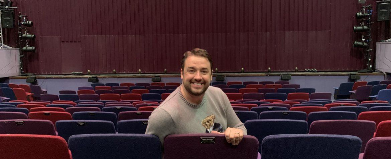 Jason Manford - Name A Seat