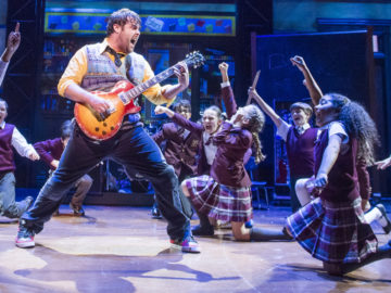 School Of Rock (London Production) Smaller for Web
