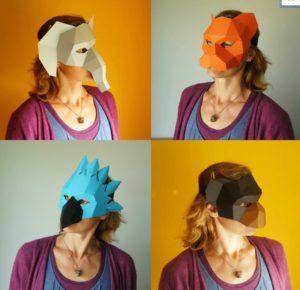 All Jungle Masks