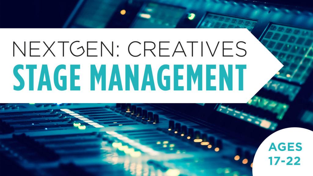 Next-Gen-Stage-Management