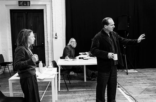 Four Quartets Rehearsal 2