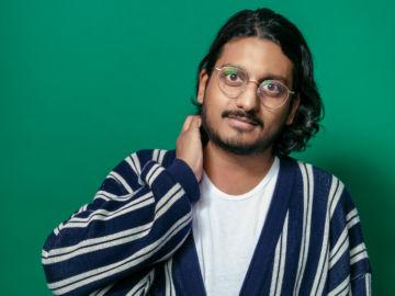 Ahir Shah Portrait Shoot TOR Studio  Saturday 12th September 2020  ©The Other Richard